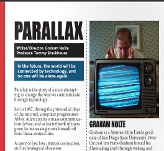 Film the Magazine - May 2015 Edition